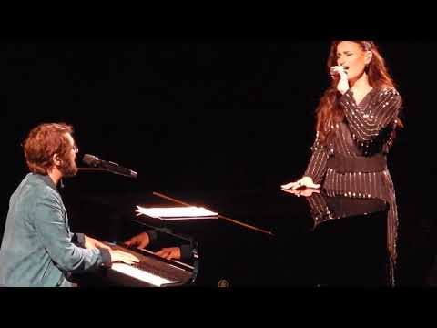 Josh Groban and Idina Menzel Lullaby and Falling Slowly  Nov 3 2018 Mp3