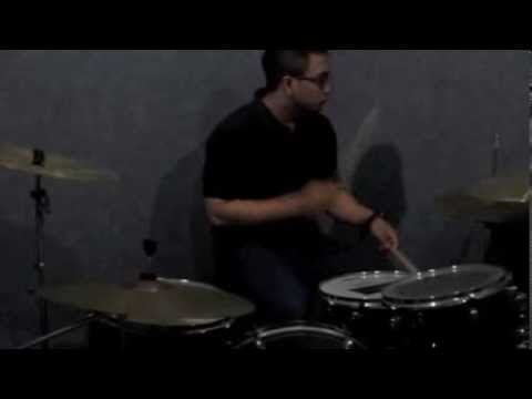 ( COVER DRUM ) DUMPED ME - Terry