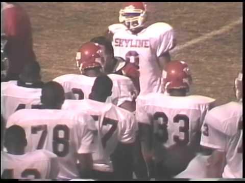 1996-09-27 Football - Skyline 13 @ St Francis 7