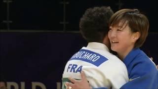 角田夏実選手 ワールドマスターズ2018 柔道Judo