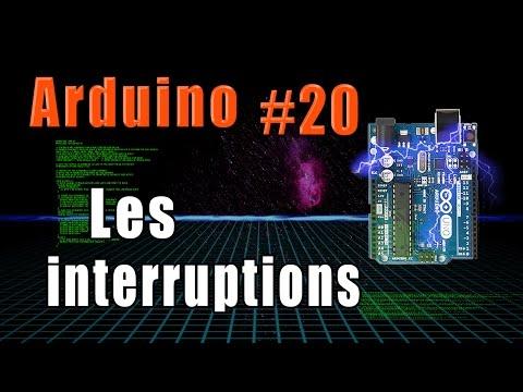 Arduino #20: Les Interruptions