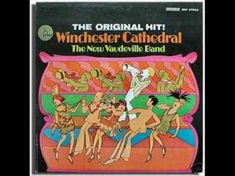 Winchester Cathedral - New Vaudeville Band tribute (cover)
