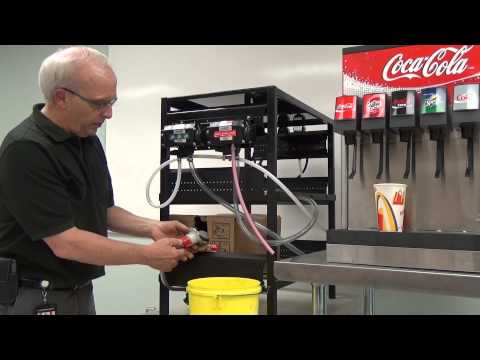 CCR Training Flojet BIB Pump