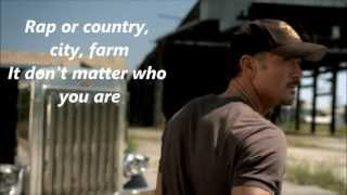 Download Tim Mcgraw Truck Yeah with Lyrics MP3 song and Music Video