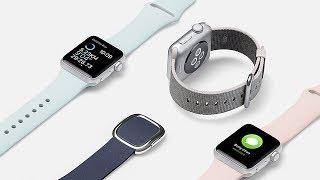 Перша налаштування і підключення Apple Watch Series 3