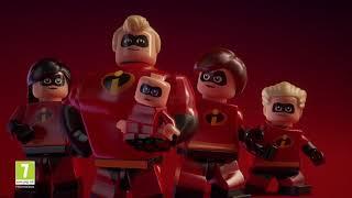 Los Increíbles 2 de Disney•Pixar:  Tráiler Oficial videojuego LEGO | HD