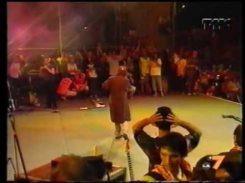 Roma roma - circo massimo live 2001