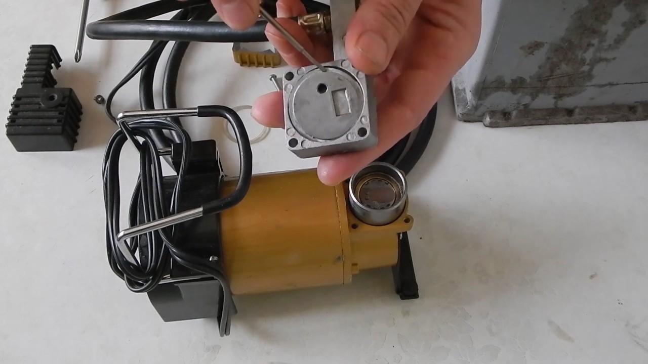 Автокомпрессор для подкачки шин своими руками фото 296