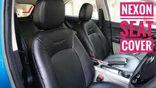 NEW TATA NEXON SEAT COVERS