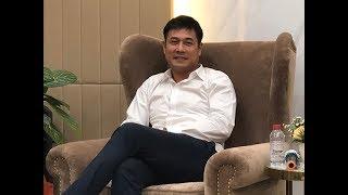 Tân chủ tịch CLB TPHCM Nguyễn Hữu Thắng nói gì về Công Vinh?