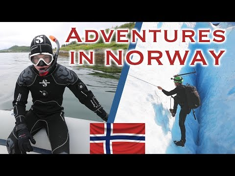 TOP THINGS to do in NORWAY in the SUMMER!