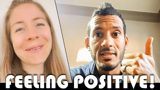 FEELING POSITIVE! - FAMILY VLOGGERS DAILY VLOG