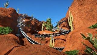 Colorado Adventure (Phantasialand)   Planet Coaster Recreation