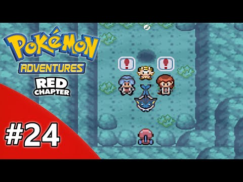 Pokemon Adventure Red Chapter Nuzlocke Challenge - Part 24 - Getting Dive