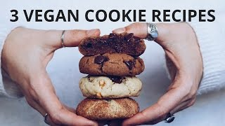 EASY VEGAN COOKIE RECIPES