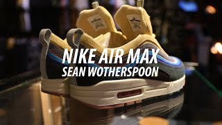 Nike Air Max Sean Wotherspoon Review Ft. USS