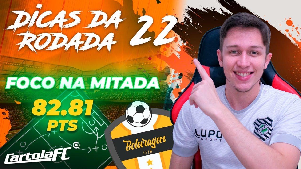 Download CARTOLA FC 2021: DICAS RODADA 22 | REGULARIDADE É TUDO!!