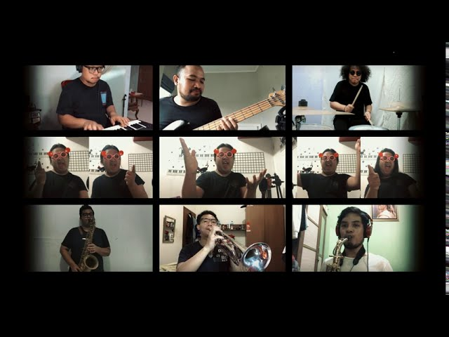 Silly Love Songs - Paul McCartney and Wings (cover) Feat. Gusti , Ezra, Joshua & Raka