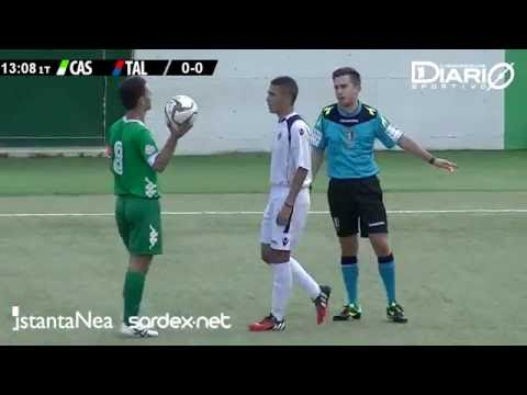 Castiadas - Taloro Gavoi 2-1 - Full Match - Giornata 2 - ECCELLENZA SARDEGNA 2016-17