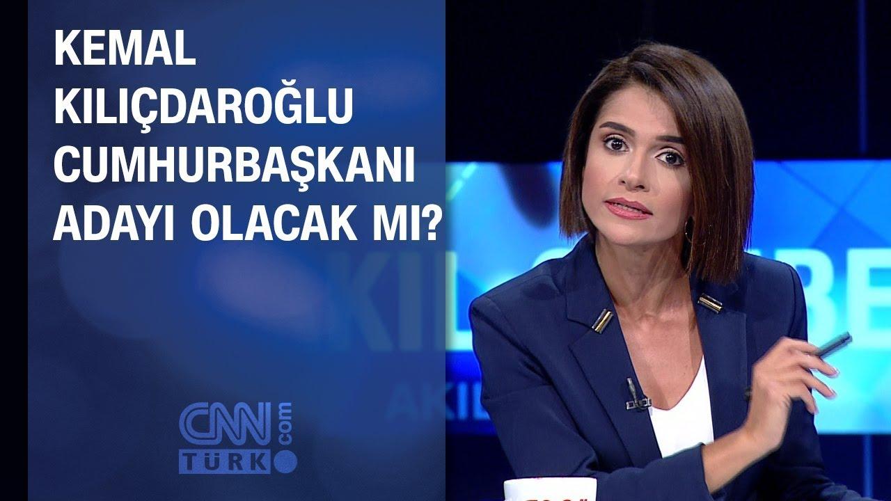 Kemal Kılıçdaroğlu seçimlerde cumhurbaşkanı adayı olacak mı?