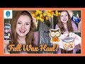 Walmart NEW Fall Wax Haul 2018 | Scentsationals, Better Homes, 719 Walnut Avenue, Yankee Candle