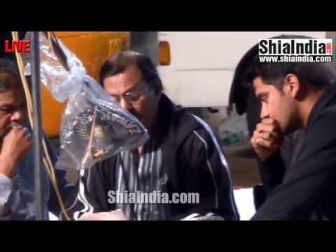 21th Ramzan Majlis From Maidan-e-Ghadeer, Alaw-e-Sartauq 1437-2016