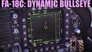 FA-18C Hornet: Dynamic Bullseye Tutorial/Ability | DCS WORLD