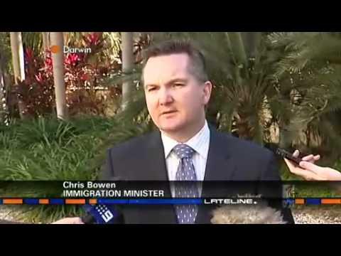 Abbott under attack over boats plan