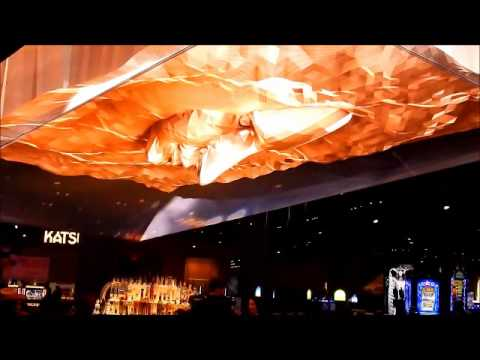 Center Bar 3D Video at SLS Las Vegas - YouTube