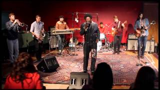 "Charles Bradley -  ""Crying in the Chapel"""
