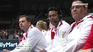 [HD] Maria Sharapova vs Samantha Stosur FULL MATCH IPTL KOBE 2015