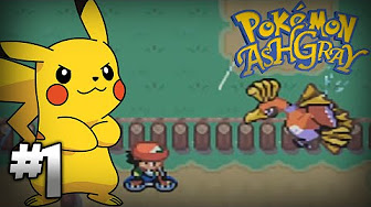 Pokemon ash gray version gba rom