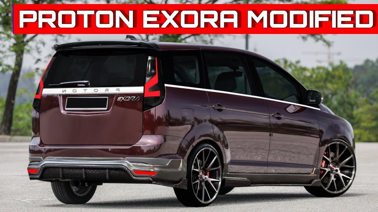 Proton Exora Modified