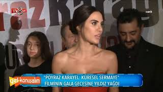 Poyraz Karayel'e Kendi Sinema Filminde Rol Verilmeyince Kızdı Mı? -