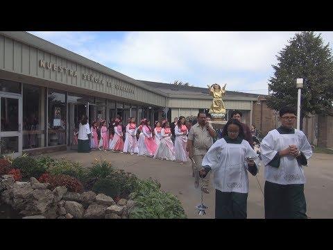 El picnic parroquial de la Iglesia de Nuestra Señora de Guadalupe (Divino Niño Jesús) 10-1-17
