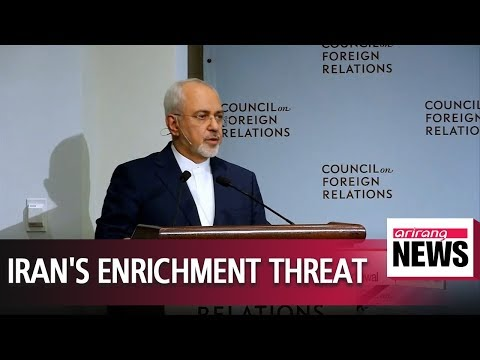 Iran threatens 'industrial scale' enrichment after U.S. nuke deal withdrawal