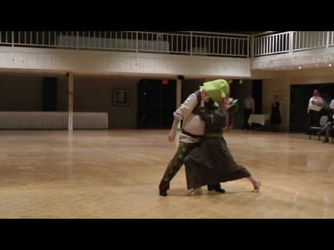 Gerald & Robin Cote Dancelicious 2013   from YouTube
