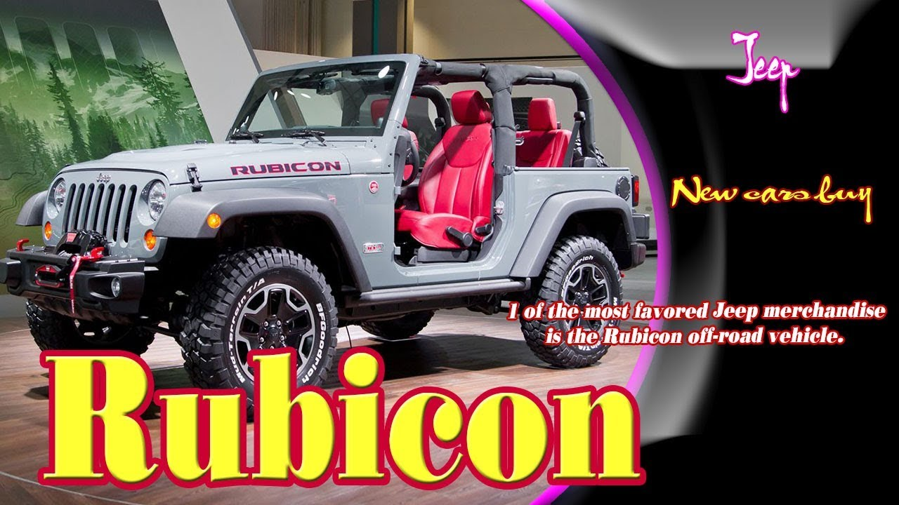 2019 Jeep Rubicon | 2019 jeep rubicon diesel | 2019 jeep ...