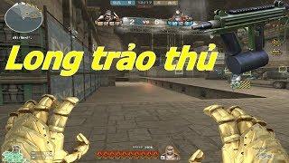 Khẩu SMG 1 Băng 100 Viên Và Tuyệt Chiêu Long Trảo Thủ - Tiền Zombie v4