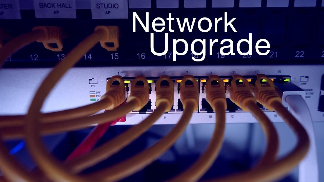 Home Ubiquiti UniFi Network Upgrade - Part 1