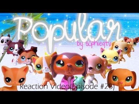 My Reactions to Littlest Pet Shop: Popular (Episode #25)