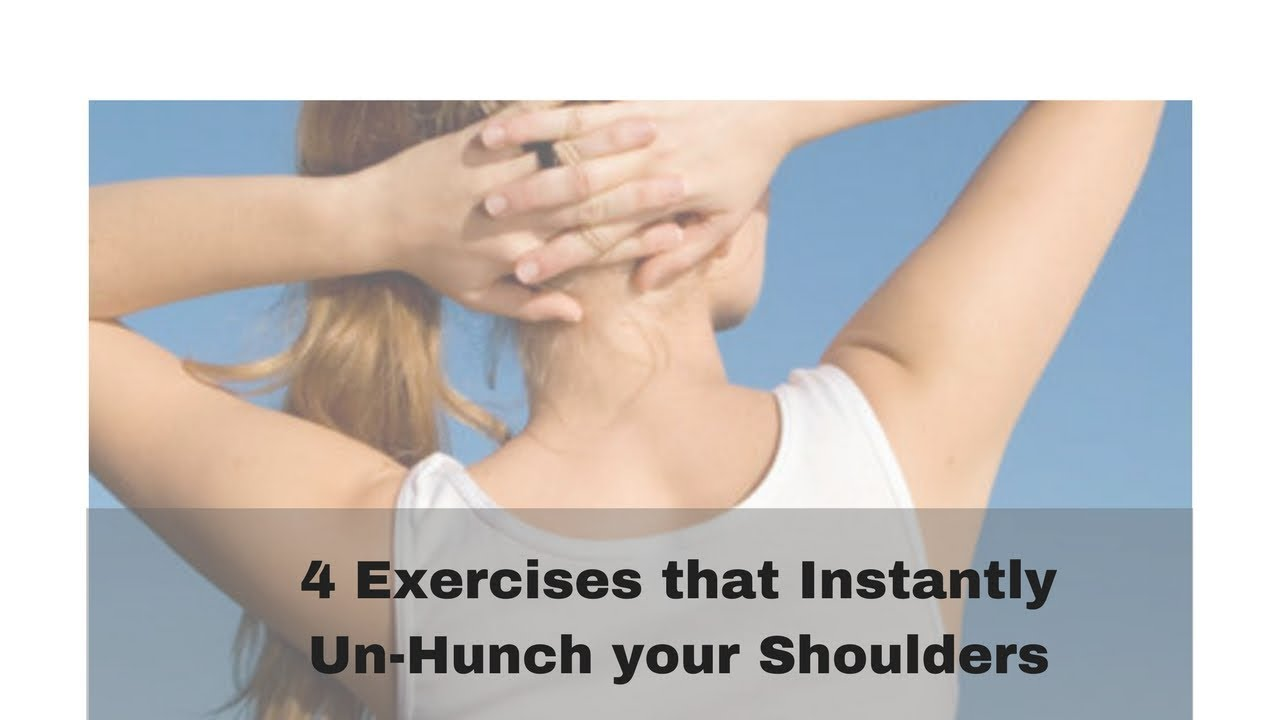 7 Exercises That Instantly Un-Hunch Your Shoulders forecasting