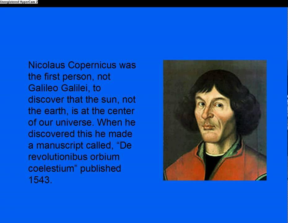 Nicolaus copernicus essay for 8th grade