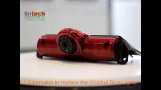 Lintech 3rd Brake lights Camera for GMC SAVANA and Chevrolet EXPRESS