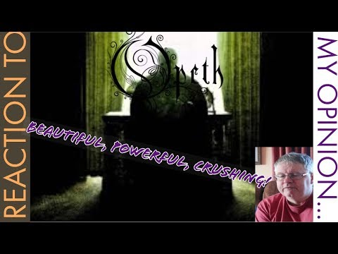 Opeth - Hessian Peel (Audio) Reaction/Review