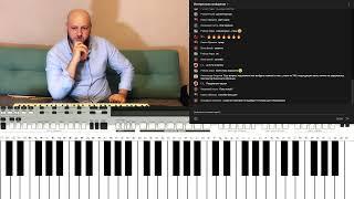 Обучение на синтезаторе ответы на вопросы подписчиков