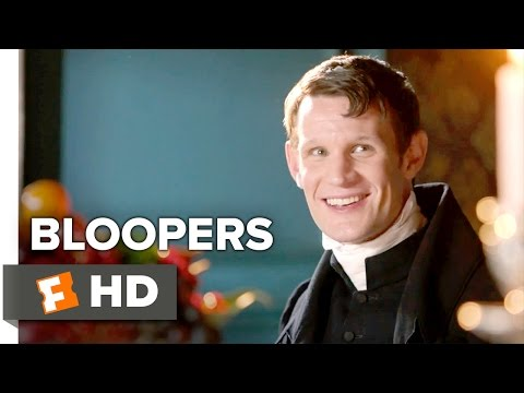 Pride and Prejudice and Zombies - Bloopers (2016) - Lily James, Matt Smith Movie HD