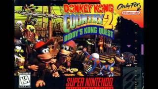 Donkey Kong Country 2: Diddy