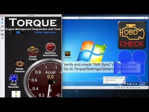 Torque для windows 7