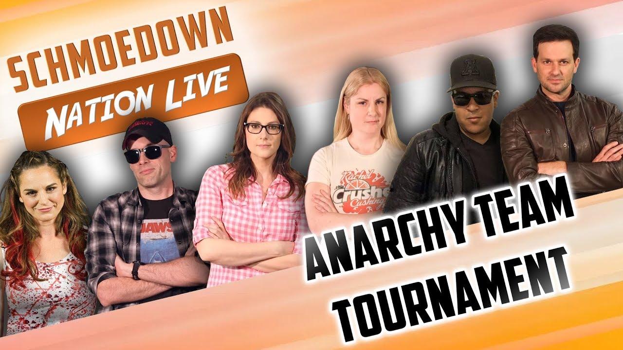 Anarchy Nation Pictures anarchy team tournament - schmoedown nation live